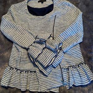 A-symmetrical Jacket